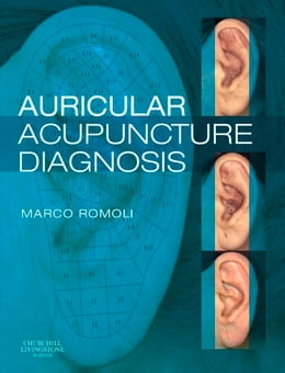 Book Auricular Acupuncture Diagnosis by Marco Romoli