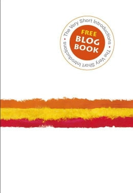 Book The Very Short Introductions Blog Book by Oxford University Press