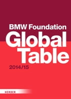 Global Table by BMW-Stiftung Herbert Quandt