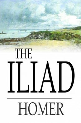 Book The Iliad by Homer,Samuel Butler