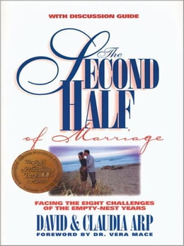 Book The Second Half of Marriage by David and Claudia Arp