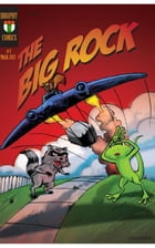 The Big Rock Comic Strip Book: For children 8-12 and up. 128 Black & White Pages. by Leo Brophy