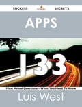 apps 133 Success Secrets - 133 Most Asked Questions On apps - What You Need To Know Deal