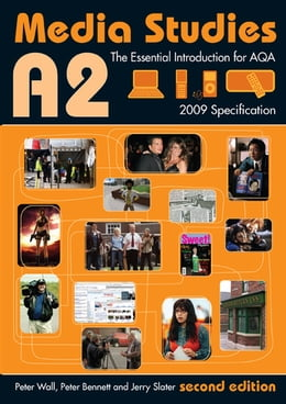 Book AS Media Studies: The Essential Introduction for AQA by Philip Rayner