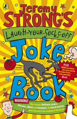 Book Jeremy Strong's Laugh-Your-Socks-Off Joke Book by Jeremy Strong