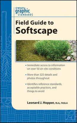 Book Graphic Standards Field Guide to Softscape by Leonard J. Hopper