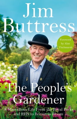 Book The People's Gardener by Jim Buttress