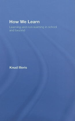 Book How We Learn by Illeris, Knud