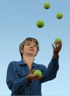 How to Juggle by Wendy Franklin