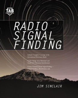 Book Radio Signal Finding by Sinclair, Jim