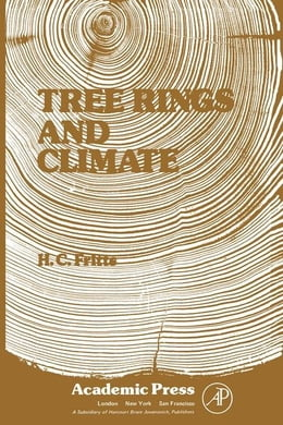 Book Tree Rings and Climate by Fritts, H