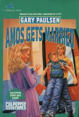 Book Amos Gets Married by Gary Paulsen