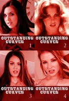Outstanding Curves Collected Edition 1 – Volumes 1-4 - A sexy photo book by Miranda Frost