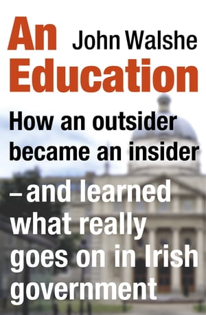 An Education How an outsider became an insider - and learned what really goes on in Irish government