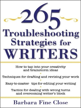 Book 265 Troubleshooting Strategies for Writers by Clouse, Barbara Fine