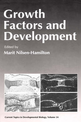 Book Current Topics in Developmental Biology by Unknown, Author