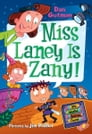 My Weird School Daze #8: Miss Laney Is Zany! Cover Image