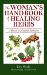 The Woman's Handbook of Healing Herbs Cover Image