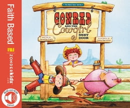 Book Conrad and the Cowgirl Next Door by Denette Fretz