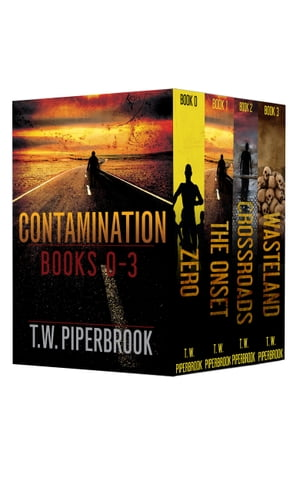 Contamination Boxed Set - Books 0-3 of the series