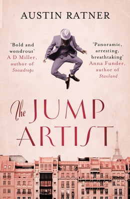 Book The Jump Artist by Austin Ratner