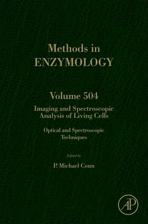Imaging and Spectroscopic Analysis of Living Cells Optical and Spectroscopic Techniques