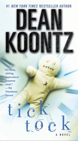 Book Ticktock: A Novel by Dean Koontz