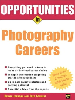 Book Opportunities in Photography Careers by Borowsky, Irvin