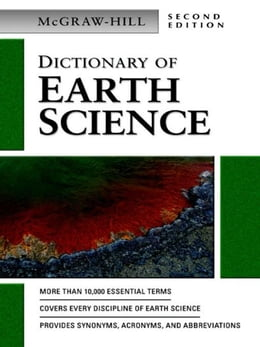 Book Dictionary of Earth Science by McGraw-Hill Education