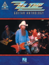 ZZ Top - Guitar Anthology Songbook