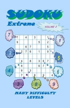 Sudoku Extreme, Volume 2 by YobiTech Consulting