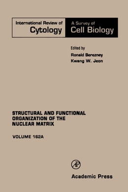 Book International Review of Cytology: Volume 162A by Berezney, Ronald