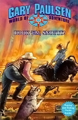 Book HOOK 'EM SNOTTY by Gary Paulsen