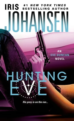 Book Hunting Eve by Iris Johansen