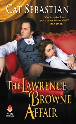 Book The Lawrence Browne Affair by Cat Sebastian