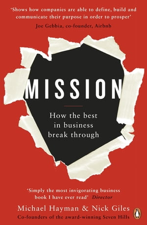 Mission How the Best in Business Break Through