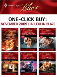 One-Click Buy: November 2009 Harlequin Blaze: Power Play\Hot Spell\Hold on to the Nights\SEALed and…