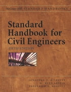 Standard Handbook for Civil Engineers