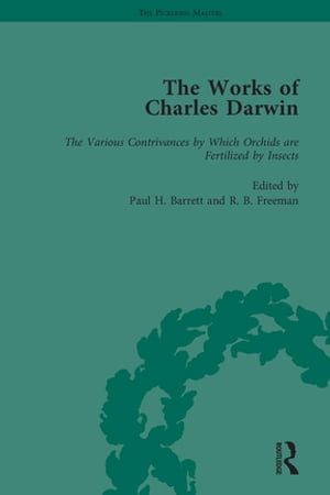 The Works of Charles Darwin: Vol 17: The Various Contrivances by Which Orchids are Fertilised by Insects (Second Edition,  1877)