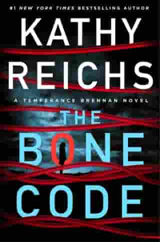 The Bone Code by Kathy Reichs