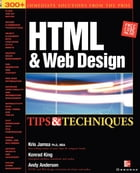 HTML & Web Design Tips & Techniques