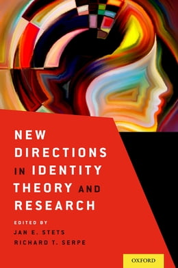 Book New Directions in Identity Theory and Research by Jan E. Stets