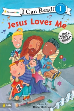 Book Jesus Loves Me by Hector Borlasca