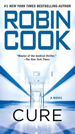 Book Cure by Robin Cook