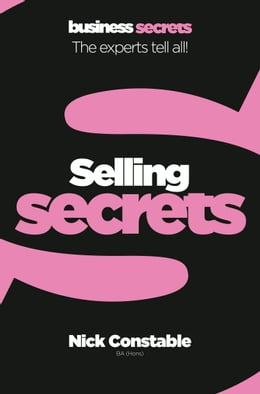 Book Selling (Collins Business Secrets) by Nick Constable