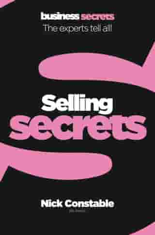 Selling (Collins Business Secrets) by Nick Constable