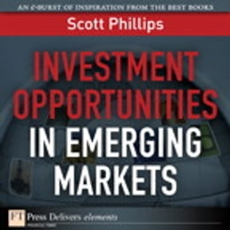 Book Investment Opportunities in Emerging Markets by Scott Phillips
