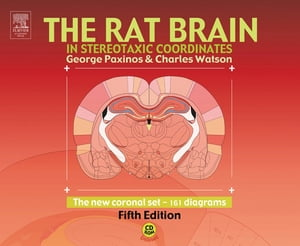 The Rat Brain in Stereotaxic Coordinates - The New Coronal Set by Charles Watson