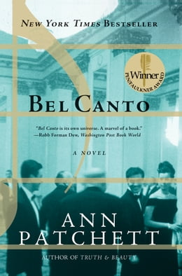 Book Bel Canto by Ann Patchett