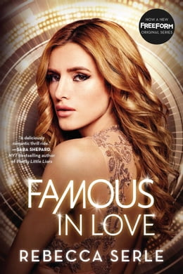 Book Famous in Love by Rebecca Serle